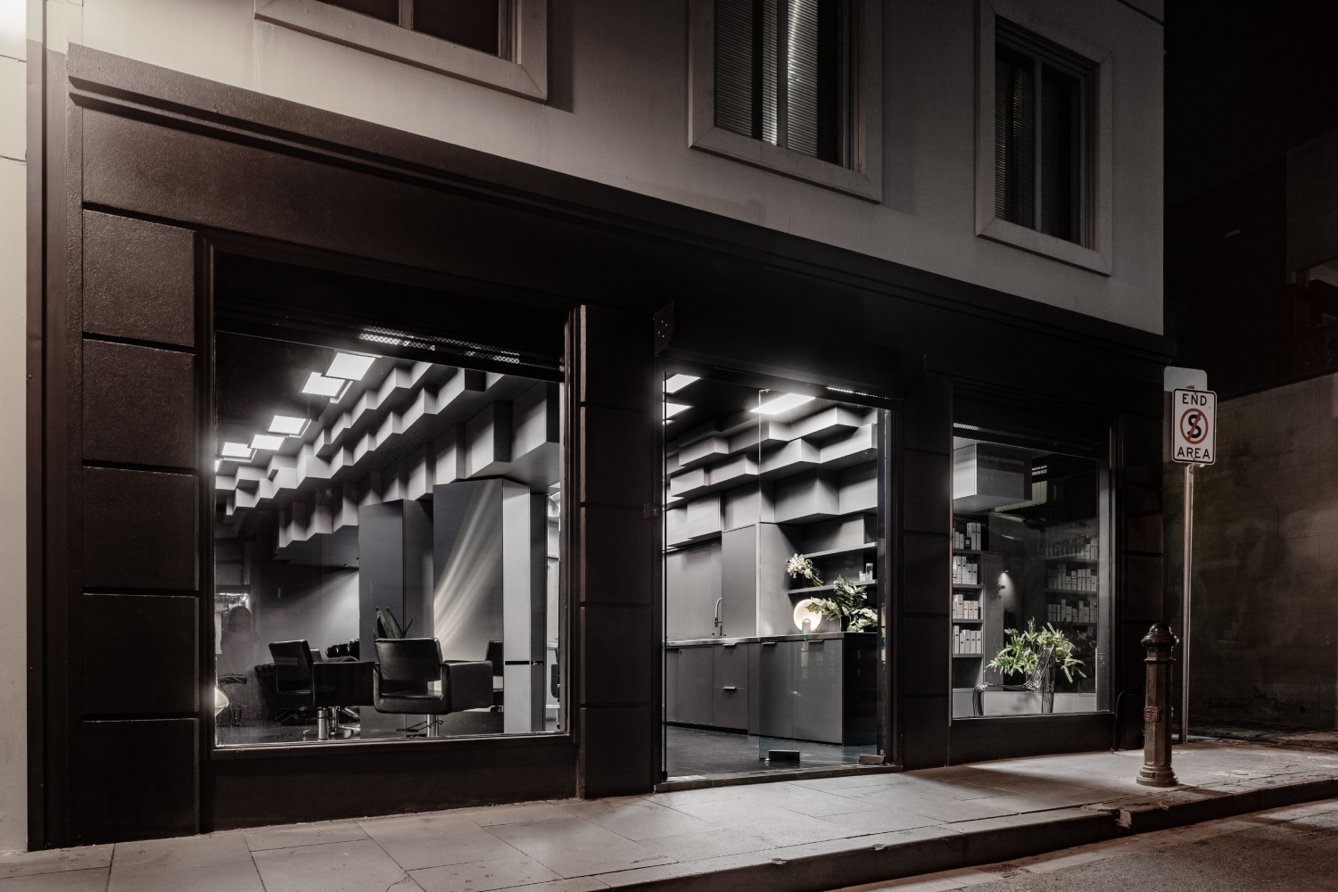 Brompton commercial construction storefront