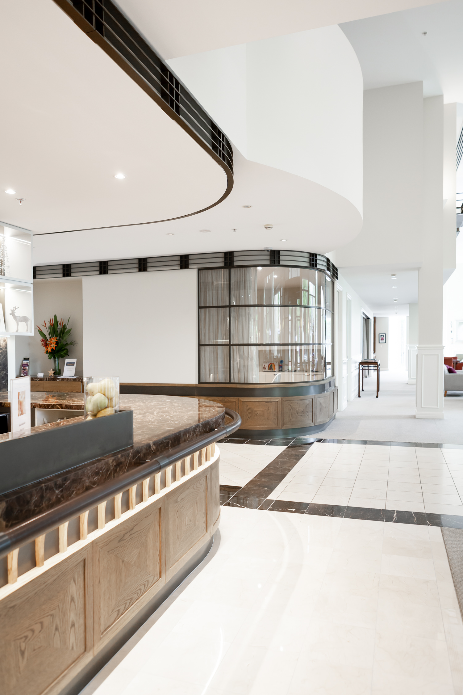 Brompton commercial construction mutli residential hospitality